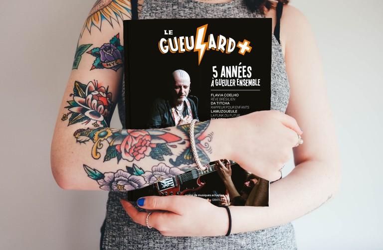 Magazine des 5 ans | Le Gueulard Plus