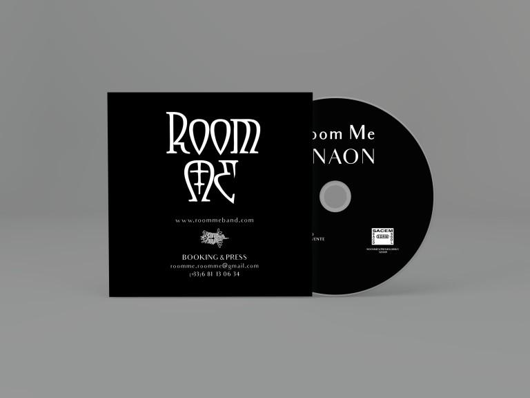 Pochette et habillage de CD | Room Me